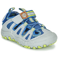 Shoes Children Sports sandals Gioseppo MEXICALI Grey / Blue