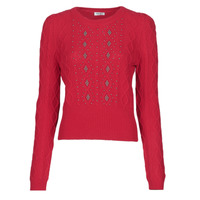 material Women jumpers Liu Jo MF0156-MA88J Red