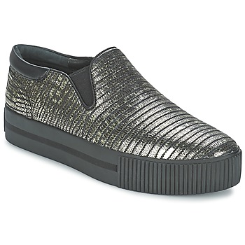 Shoes Women Slip ons Ash KARMA Black