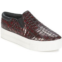 Shoes Women Slip ons Ash KARMA Bordeaux