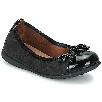 Shoes Girl Ballerinas Citrouille et Compagnie ROCIA Black