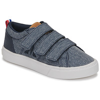Shoes Children Low top trainers Le Coq Sportif VERDON INF Blue