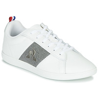 Shoes Low top trainers Le Coq Sportif COURTCLASSIC GS White
