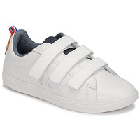 Shoes Children Low top trainers Le Coq Sportif COURTCLASSIC PS White