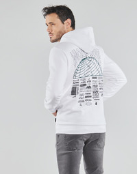 material Men sweaters adidas Originals M PACK PO HOOD White