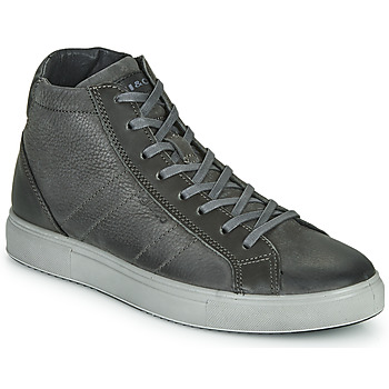 Shoes Men High top trainers IgI&CO UOMO SASHA Grey