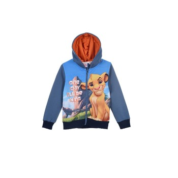 material Boy sweaters TEAM HEROES  LION KING SWEAT Multicolour