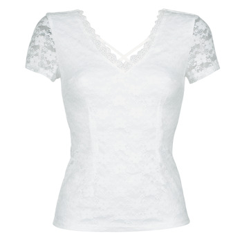 material Women Blouses Moony Mood NOUMIETTE White