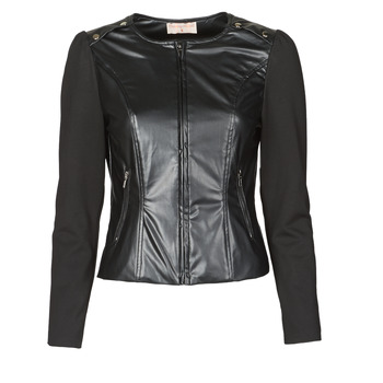 material Women Jackets / Blazers Moony Mood NAMOUR Black
