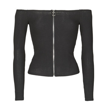 material Women Blouses Moony Mood NOAM Black