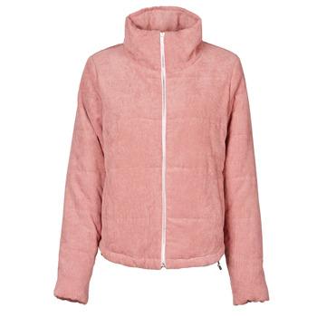 material Women Duffel coats Moony Mood NOCHO Pink