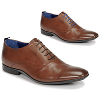 Shoes Men Brogue shoes Azzaro ODILY Cognac