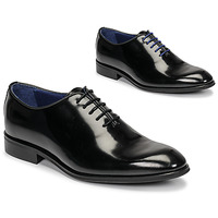 Shoes Men Brogue shoes Azzaro WAYER Black