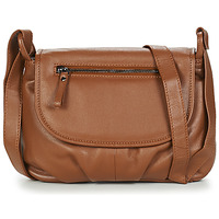 Bags Women Shoulder bags Betty London MATILOU Cognac