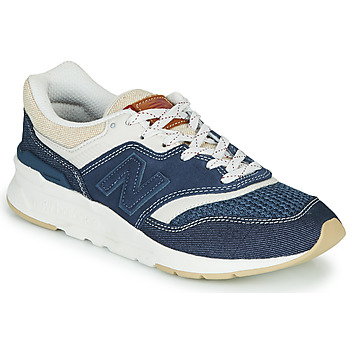 Shoes Low top trainers New Balance CM997HEH Blue