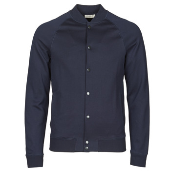 material Men Blouses Selected SLHSHAYNE Marine