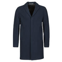 material Men coats Selected SLHHAGEN Marine