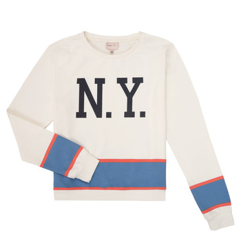 material Girl sweaters Only KONSOFIE White / Blue