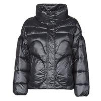 material Women Duffel coats Moony Mood NAZA Black