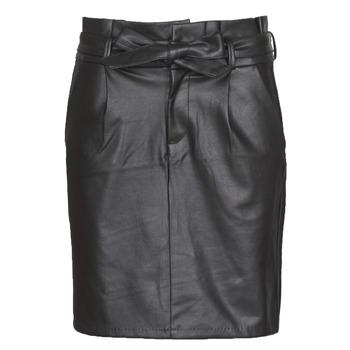 material Women Skirts Vero Moda VMEVA Black