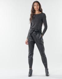 material Women chinos Vero Moda VMEVA Black
