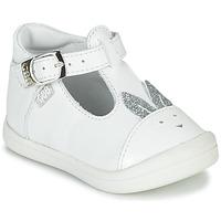 Shoes Girl Ballerinas GBB ANINA White