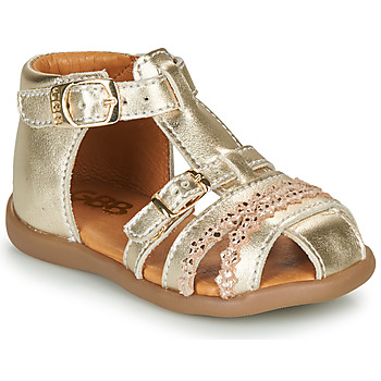 Shoes Girl Sandals GBB ALIDA Gold