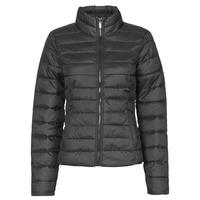 material Women Duffel coats Only ONLTAHOE Black