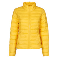 material Women Duffel coats Only ONLTAHOE Yellow