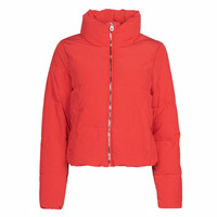 material Women Duffel coats Only ONLDOLLY Red