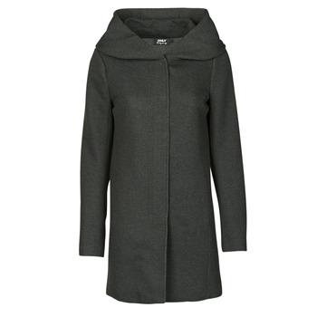 material Women coats Only ONLSEDONA LIGHT Kaki