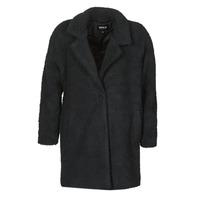 material Women coats Only ONLAURELIA Black
