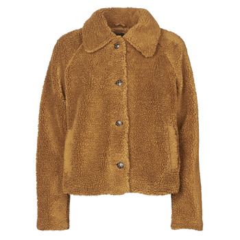 material Women Blouses Only ONLEMILY Brown