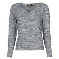 material Women jumpers Only ONLCLARI Grey