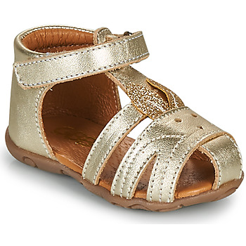 Shoes Girl Sandals GBB FADIA CRT OR DPF/ZABOU