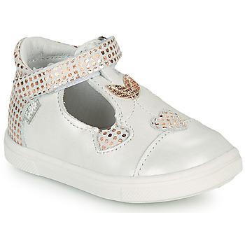 Shoes Girl Ballerinas GBB EMILA White