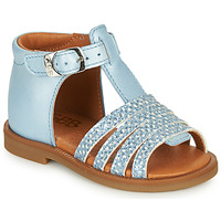Shoes Girl Sandals GBB ATECA Blue