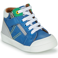 Shoes Boy High top trainers GBB ANATOLE Blue