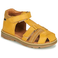 Shoes Boy Sandals GBB MITRI Yellow
