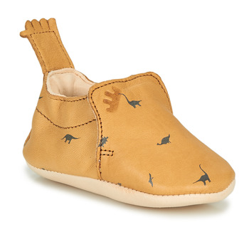 Shoes Children Slippers Easy Peasy BLUMOO Cognac