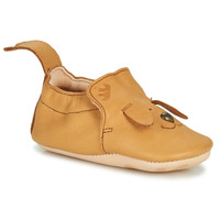 Shoes Children Slippers Easy Peasy BLUMOO CHIEN Cognac