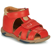 Shoes Boy Sandals GBB NUVIO Red