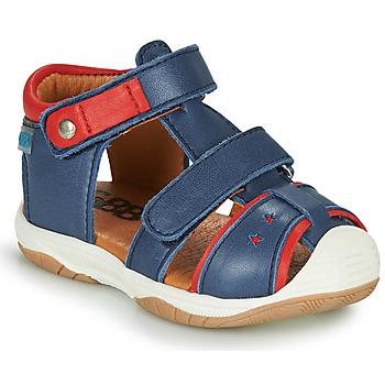 Shoes Boy Sandals GBB EUZAK Blue