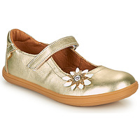 Shoes Girl Ballerinas GBB FANETTA Gold
