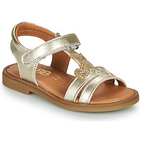 Shoes Girl Sandals GBB MURIA Gold