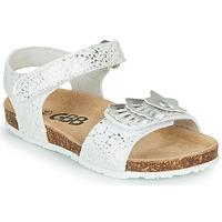 Shoes Girl Sandals GBB FAZZI Grey