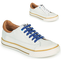 Shoes Boy Low top trainers GBB ETIO White
