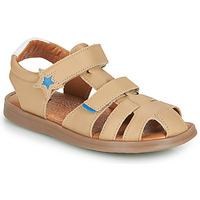 Shoes Boy Sandals GBB MARINO Vte / Beige / Nitro
