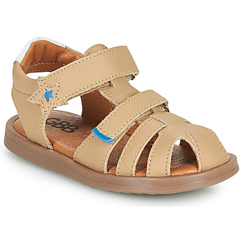 Shoes Boy Sandals GBB MARINO Beige