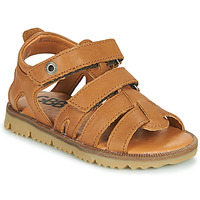 Shoes Boy Sandals GBB JULIO Brown